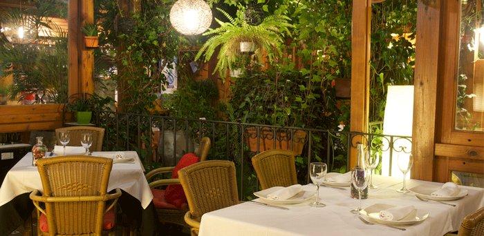 Restaurante El Jardín de Felipe Restaurantes Sin Gluten en la Comunidad de Madrid