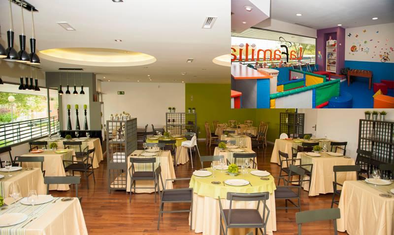 Restaurante La Familiar apto para Celíacos y con Zona Infantil