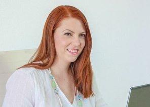 Almudena Palacios Maestra y creadora del Blog Viviendo Montessori