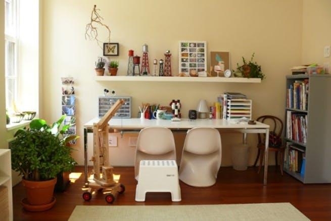 Ajustarse al tamaño en un Dormitorio Montessori por Una Mamá Holística