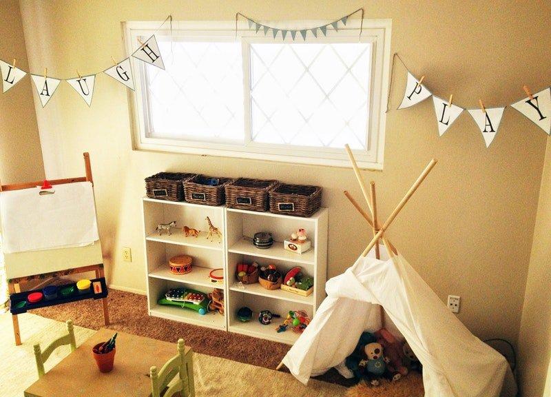 Consejos para decorar un dormitorio Montessori para niños