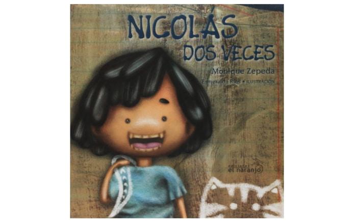 Cuentos para superar el miedo a la oscuridad Nicolás dos veces