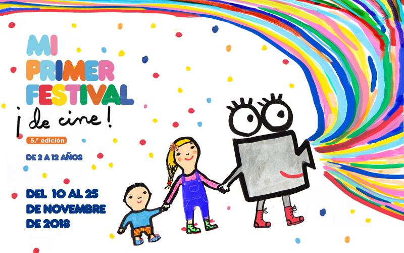 MI PRIMER FESTIVAL DE CINE 2018