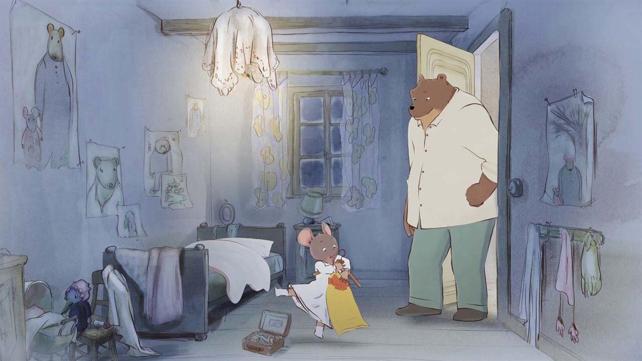 Sorteo entradas Ernest y Celestine en Mi Primer Festival de Cine