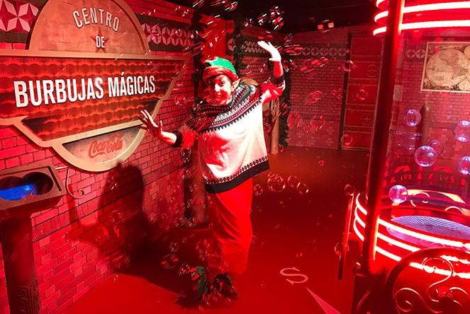 El Pueblo de la Navidad y la Casa de Papá Noel en Madrid ya en Supertribus
