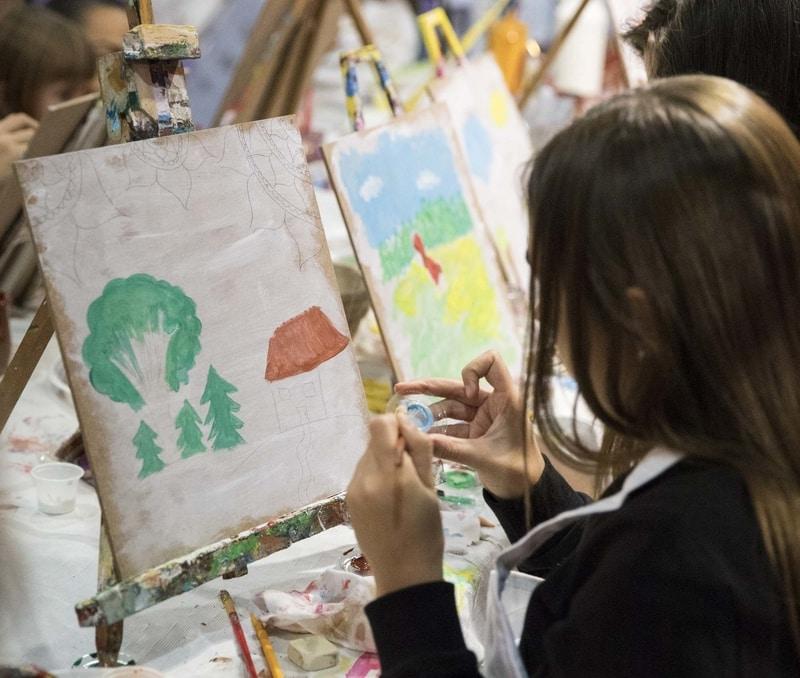 Juvenalia 2018 Talleres y Actividades para Familias con Niños