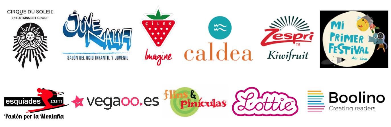 Logos Clientes Supertribus Alta Calidad
