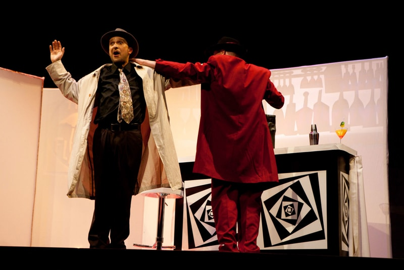 Sorteo de entradas paara Dr Jekyll and Mr Hyde en Madrid