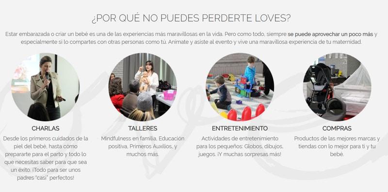 TodoPapás Loves Madrid 2018 Talleres Charlas y Más