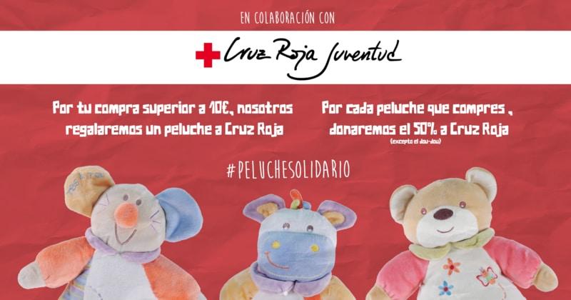 Campaña #peluchesolidario de Tris & Ton en Supertribus