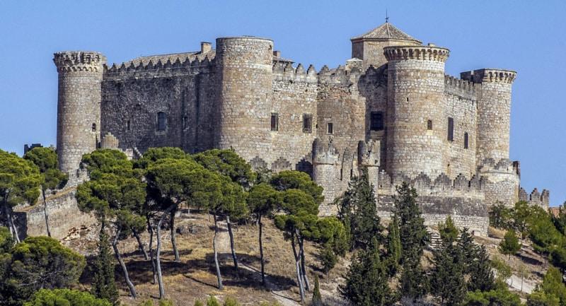 Castillo de Belmonte Foto de Flickr de Giborn_134