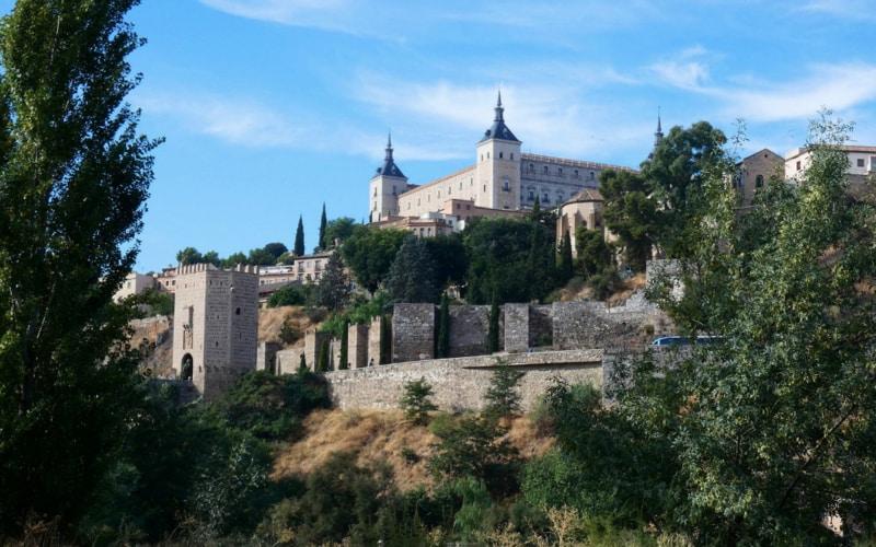 El Alcázar de Toledo Foto de Flickr de Miguel Angel Masegosa