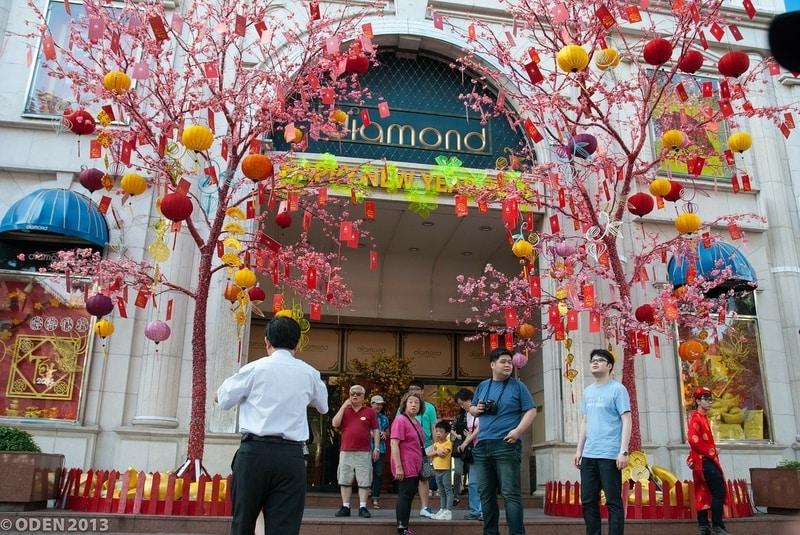 El Año Nuevo Vietnamita celebra el nuevo año y la llegada de la primavera