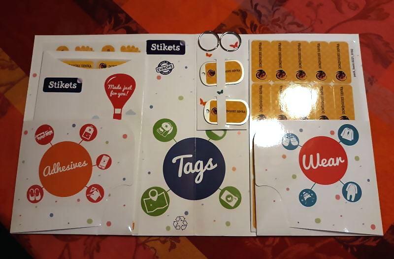 Stikets Marcadores Personalizados para Niños