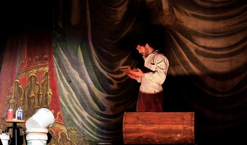 Strad el pequeño violinista rebelde en el Teatro Fígaro