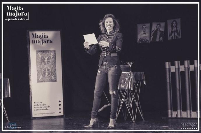 Elena Torner en Magia Majara, Pata de Cabra