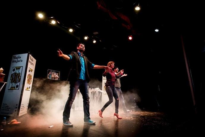 Magia Majara en el Teatro Arlequín Gran Vía